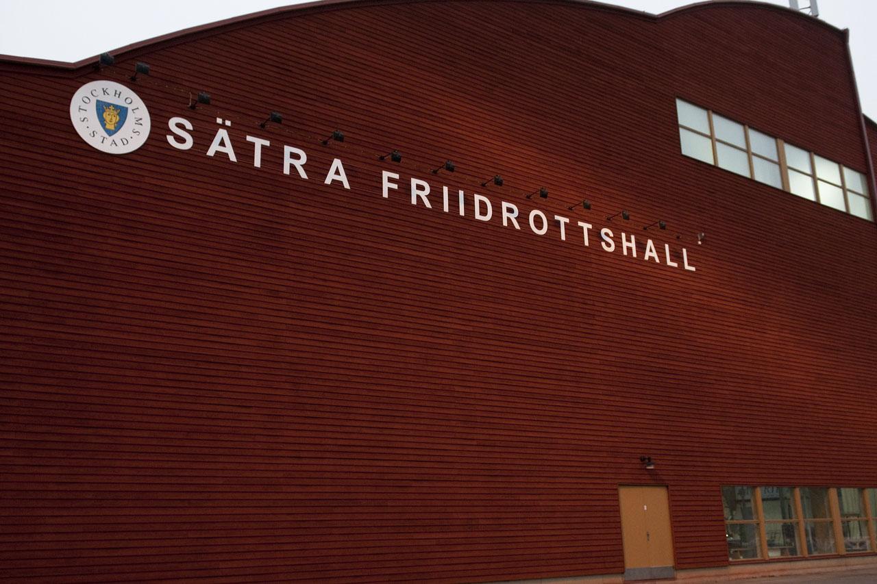 Sätra Friidrottshall